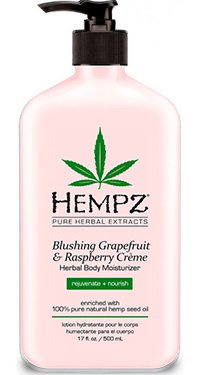 HEMPZ BLUSHING GRAPEFRUIT RASPBERRY CREME