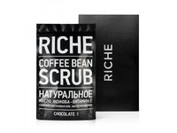 RICHE COFFEE BEAN SCRUB CHOCOLATE
