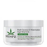 HEMPZ SUGAR BODY SCRUB FRESH COCONUT & WATERMELON