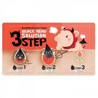 ELIZAVECCA BLACK HEAD SOLUTION 3 STEP NOSE STRIP