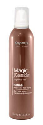 KAPOUS FRAGRANCE FREE MAGIC KERATIN