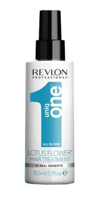 REVLON UNIQONE ALL IN ONE HAIR TREATMENT LOTUS