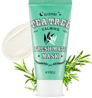 A'PIEU FRESH MATE TEA TREE CALMING MASK