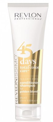 REVLON 45 DAYS TOTAL COLOR CARE GOLDEN BLONDES
