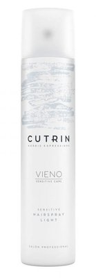 CUTRIN VIENO SENSITIVE HAIRSPRAY LIGHT