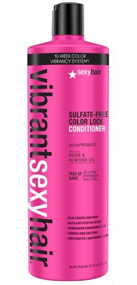 SEXY HAIR SULFATE-FREE COLOR LOCK CONDITIONER 1000,0 мл.