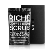 RICHE COFFEE BEAN SCRUB PURE BEANS