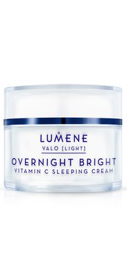 LUMENE VALO OVERNIGHT BRIGHT SLEEPING CREAM