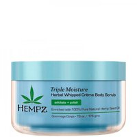 HEMPZ HERBAL BODY SCRUB TRIPLE MOISTURE