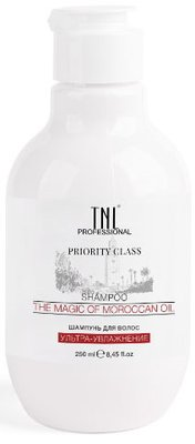 TNL PRIORITY CLASS THE MAGIC OF MOROCCAN OIL