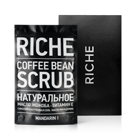 RICHE COFFEE BEAN SCRUB MANDARIN