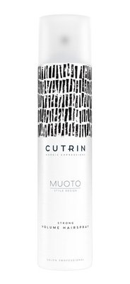 CUTRIN MUOTO STRONG VOLUME HAIRSPRAY