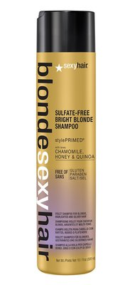 SEXY HAIR SULFATE-FREE BRIGHT BLONDE SHAMPOO