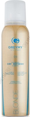 GREYMY VOLUMIZING DRY REFRESH SHAMPOO - BLONDE