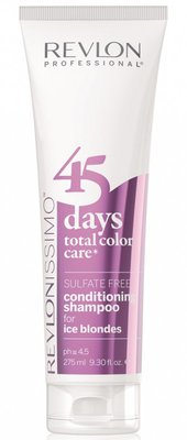 REVLON 45 DAYS TOTAL COLOR CARE ICE BLONDES
