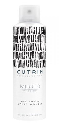 CUTRIN MUOTO ROOT LIFTING SPRAY MOUSSE