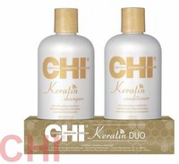 CHI KERATIN DUO THE GOLD TREATMENT