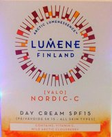LUMENE NORDIC-C DAY CREAM SPF15 50МЛ