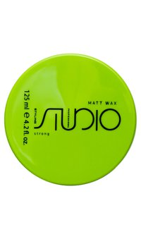KAPOUS STUDIO PROFESSIONAL MATT WAX