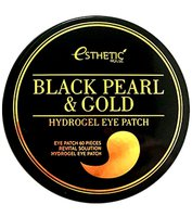 ESTHETIC HOUSE BLACK PEARL&GOLD HYDROGEL EYE PATCH