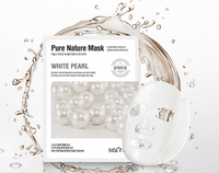 ANSKIN SECRISS PURE NATURE MASK PACK-WHITE PEARL