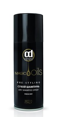 CONSTANT DELIGHT MAGIC OIL DRY SHAMPOO