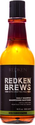 REDKEN BREWS DAILY