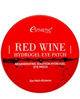 ESTHETIC HOUSE RED WINE HYGROGEL EYE PATCH