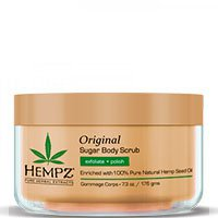HEMPZ BODY SCRUB ORIGINAL HERBAL SUGAR